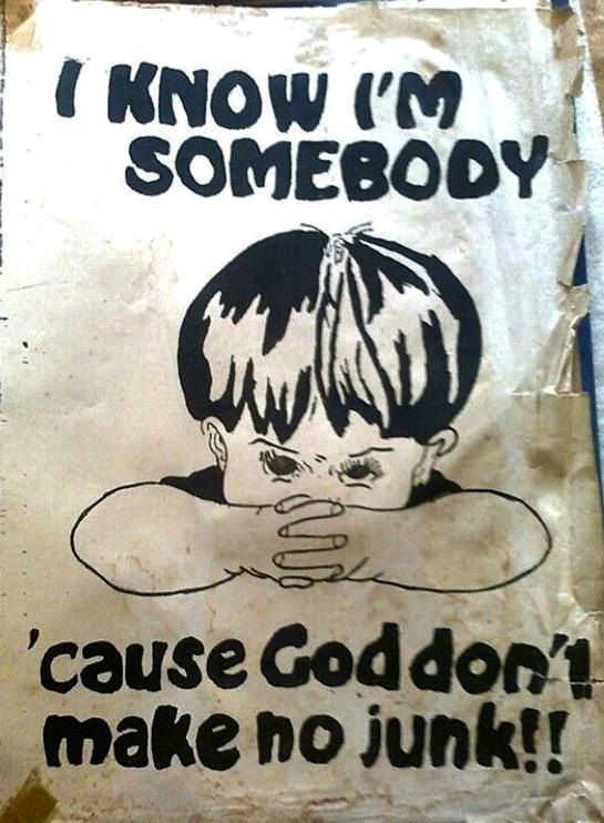 God Dont Make No Junk